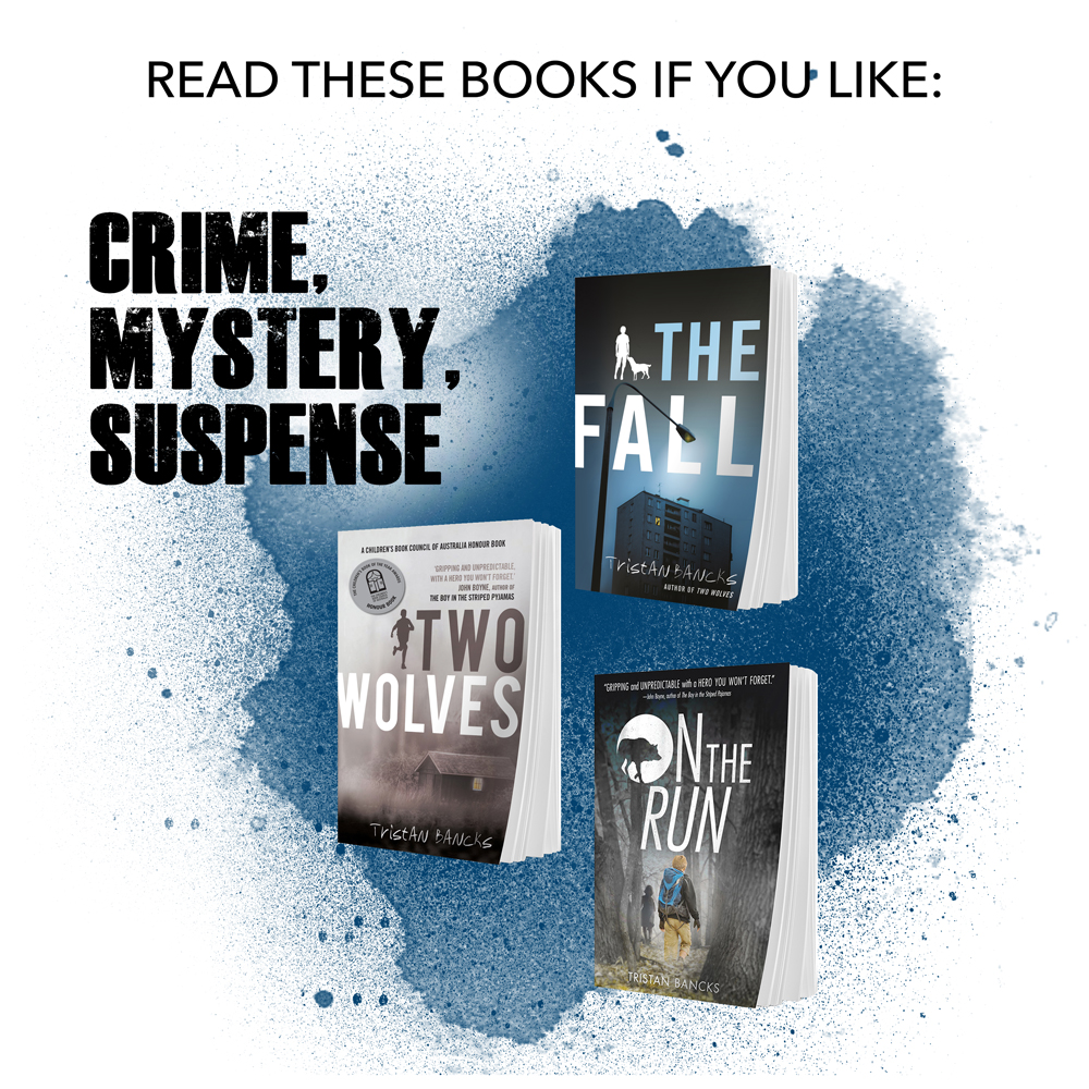 Read these books if you like CRIME MYSTERY SUSPENSE