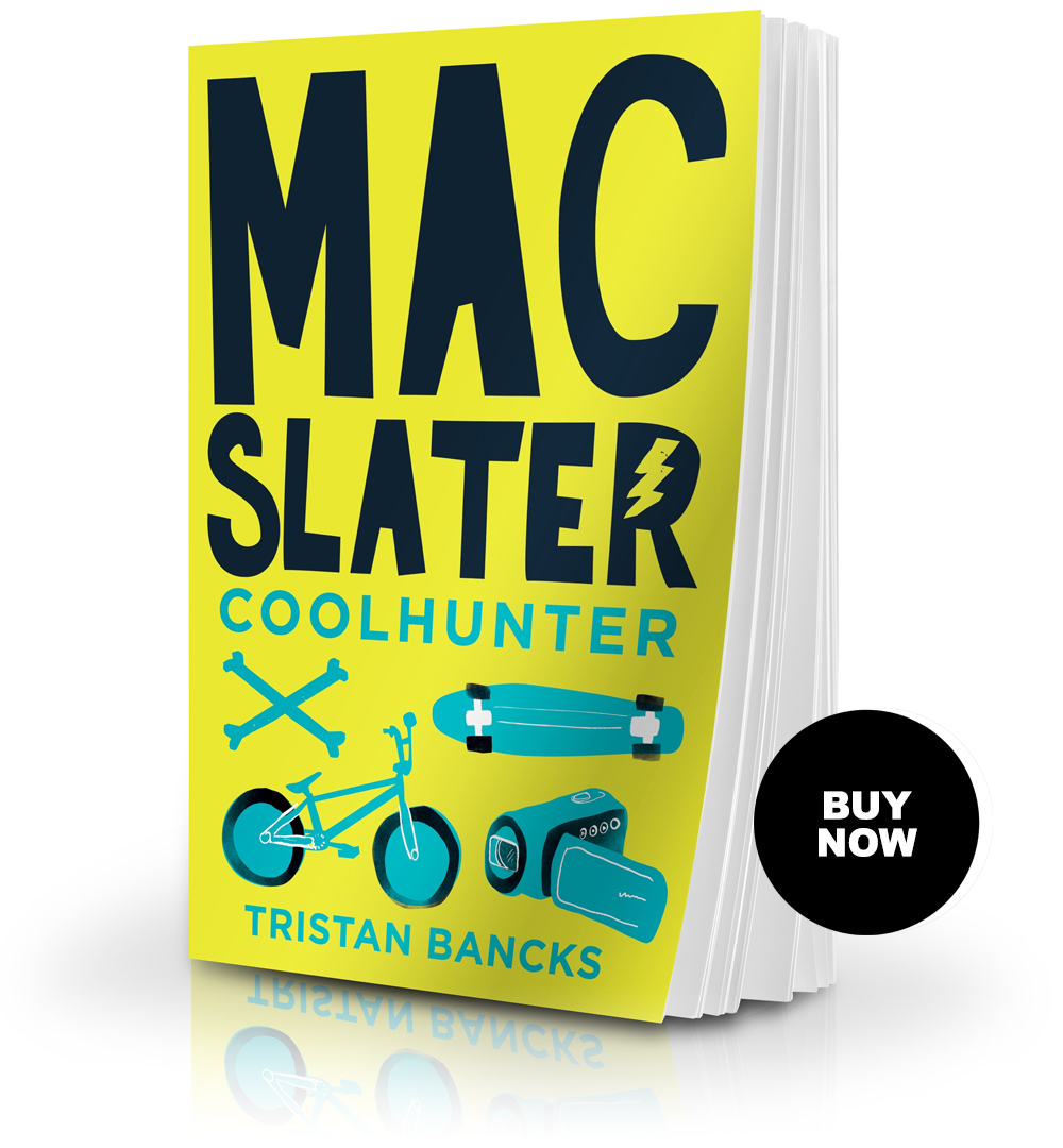 MAC SLATER: COOLHUNTER
