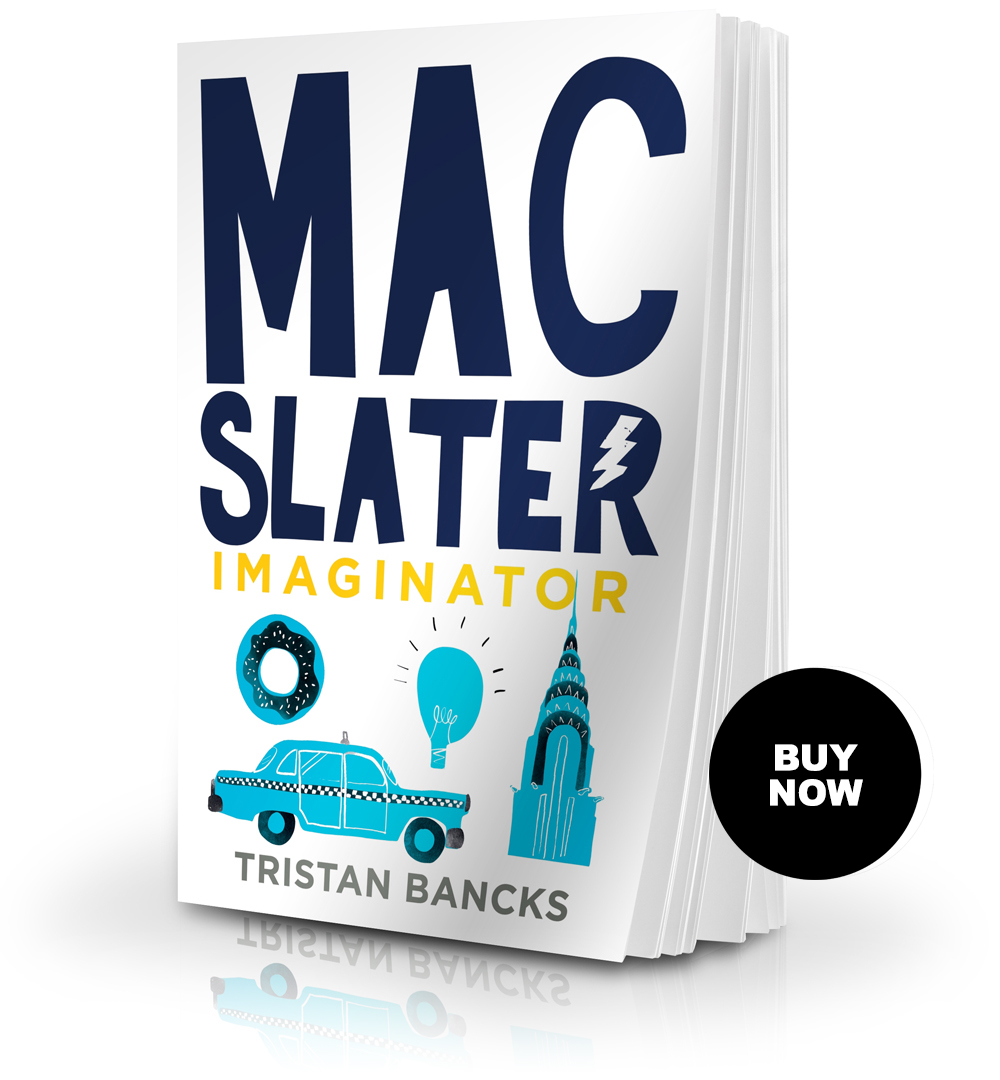 MAC SLATER: Imaginator