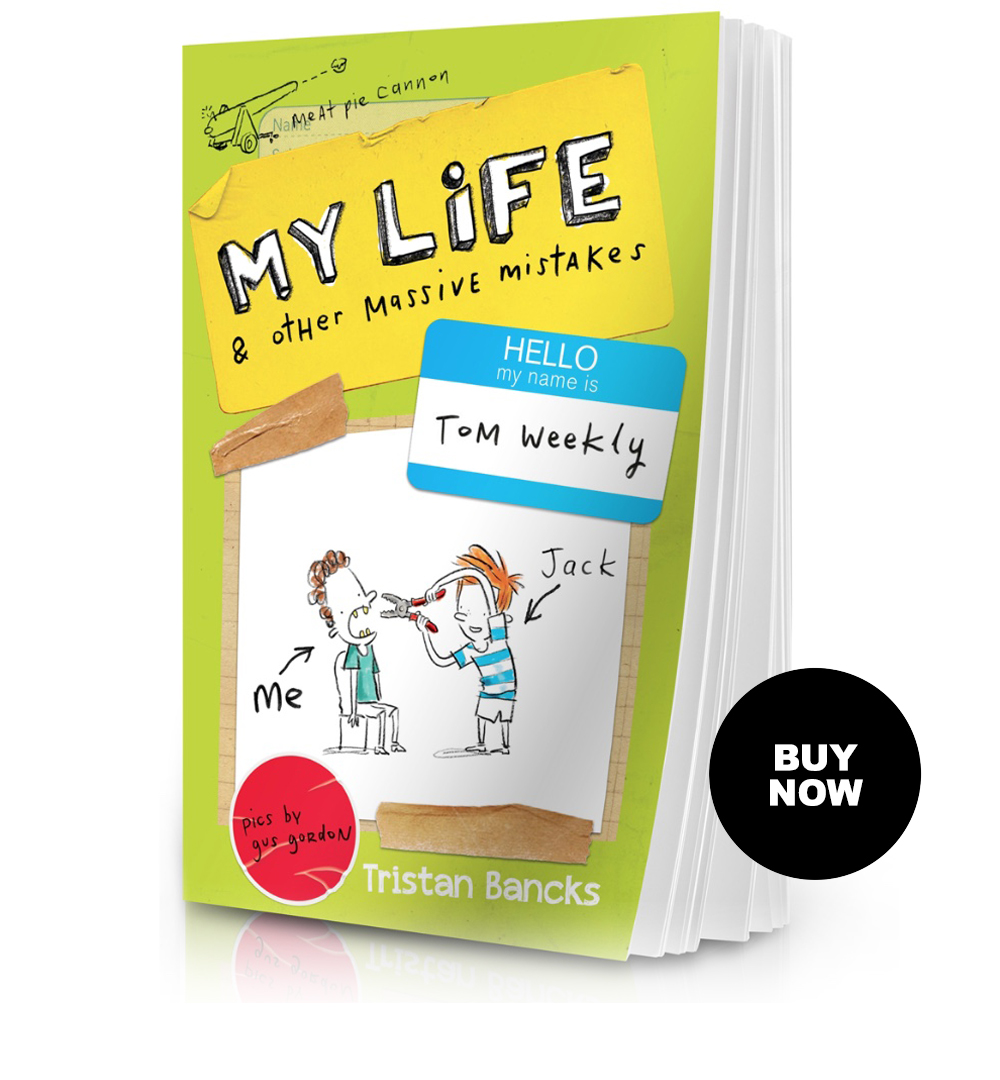 MY LIFE & OTHER MASSIVE MISTAKES