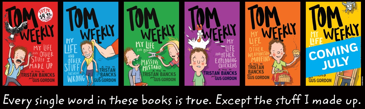 Tom Weekly Book Series
