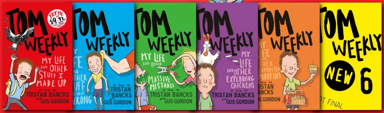 Tom Weekly Book Series