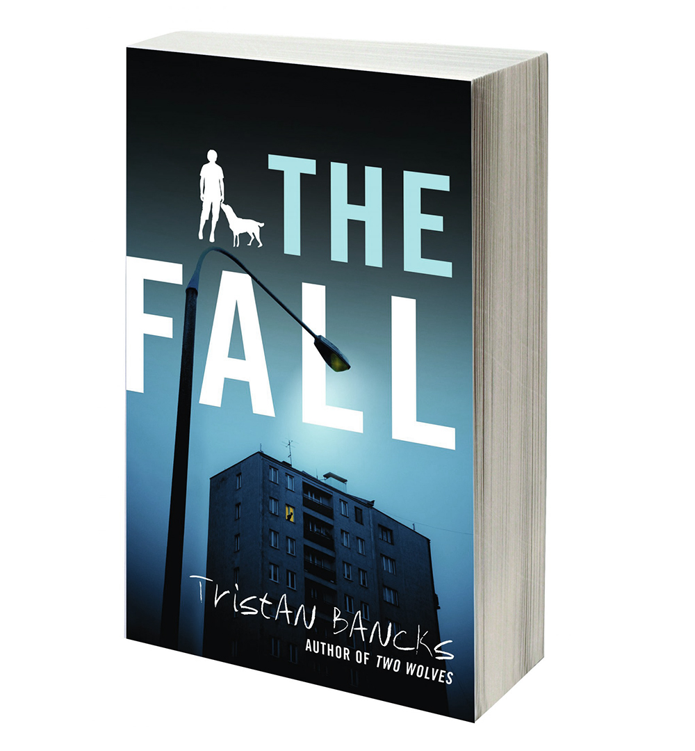 THE FALL a crime mystery suspense novel for kids by author TRISTAN BANCKS
