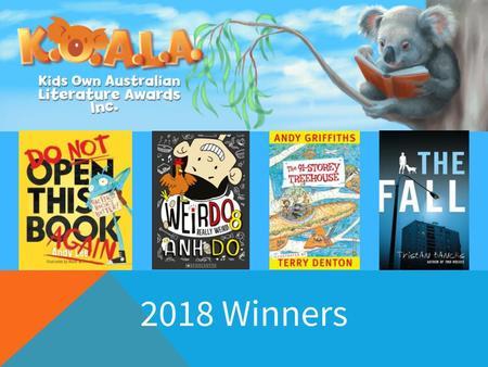 2018 KOALA Awards