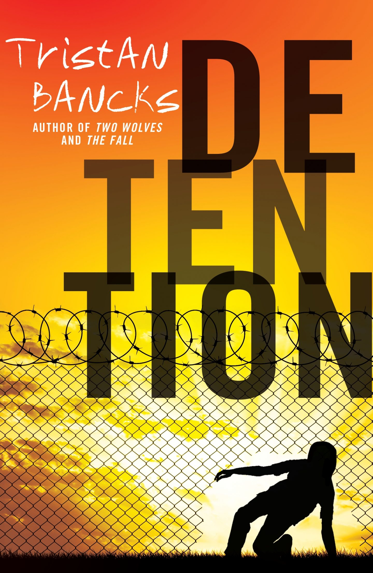 Detention cover Tristan Bancks