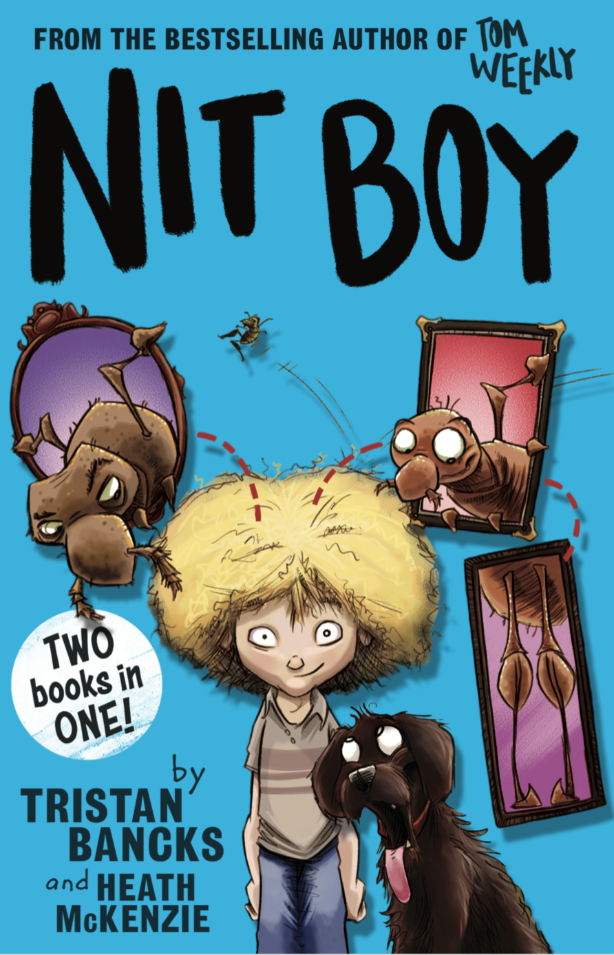 Nit Boy Cover Tristan Bancks Heath McKenzie