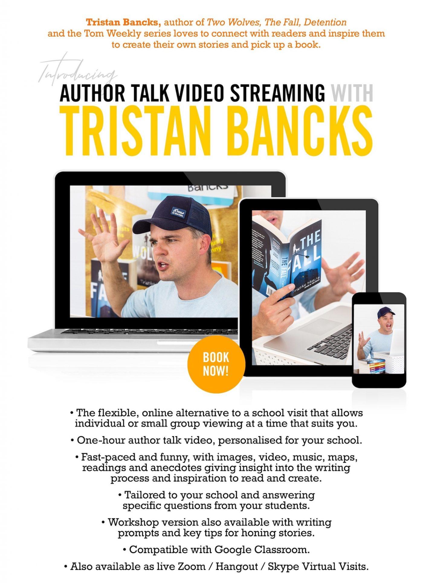 Author Online Talk