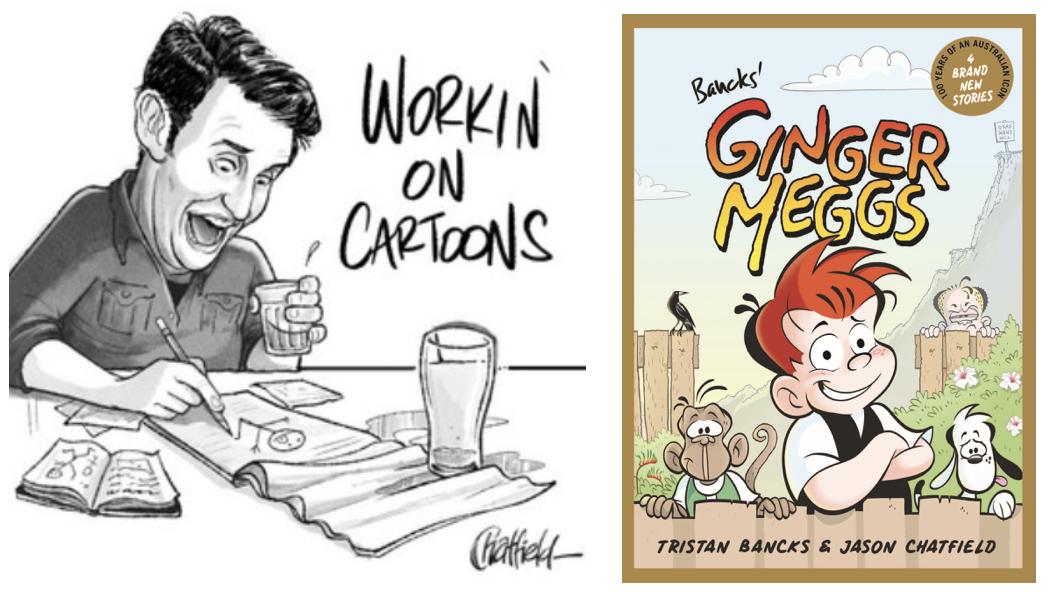 Ginger Meggs Book Soundtrack